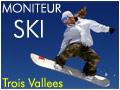 Apprendre à skier : les 3 Vallées